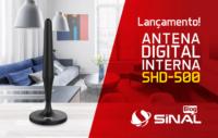 Antena Digital Interna - SHD-500