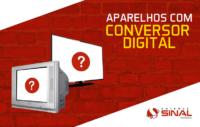 TV com Conversor Digital (Imagem Destacada)